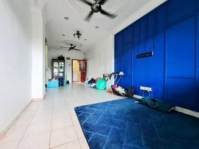 LEVEL 1 + BELOW MV   Apartment Cheras Utama Selangor MURAH NEAR MRT