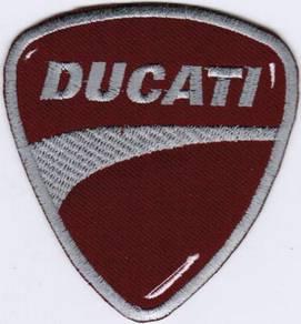 Ducati Motorcycle Bike Racing Sport MotoGP Patch