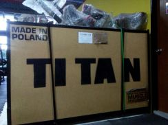 Titan Commercial Gym