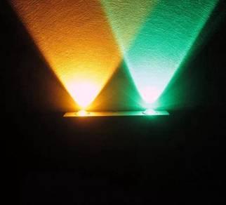 Led wall light 3w