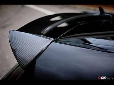 Vw scirocco carbon fiber spoiler scirocco spoiler