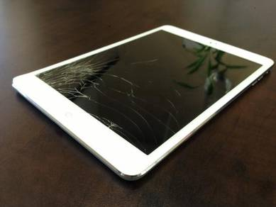 Cracking Lcd or Touch Screen Any Ipad version
