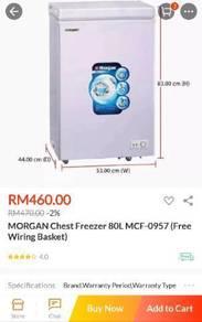 Brand new freezer for sale