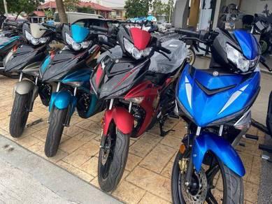 Yamaha Y15ZR 2021 Low DP