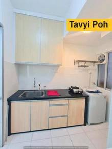 Jelutong Damai Vista APARTMENT Fully Furnished middle floor