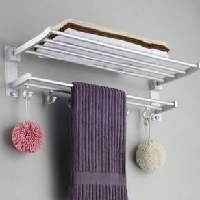 Bathroom Towel Rack Penyangkut Rak Bilik Mandi