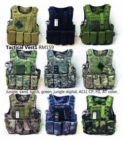 Cold Hobby War Games Paintball Tactical Vest