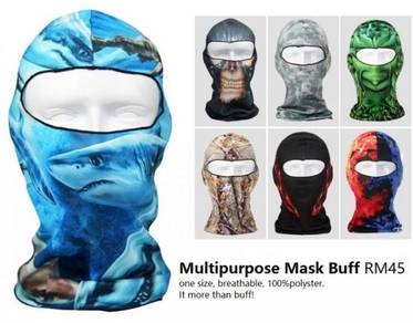 Multipurpose Mask Head Buff