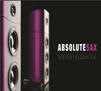 IMPORTED CD Absolute Sax 2CD