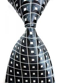NT008 100% Silk Jacquard Woven Men's Pattern Class