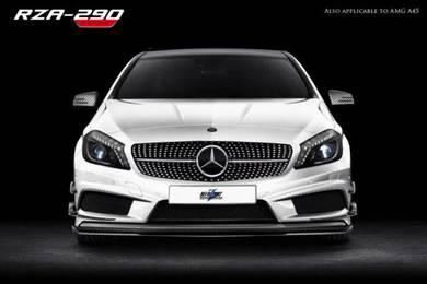 Revozport Mercedes W176 CF Front Lips