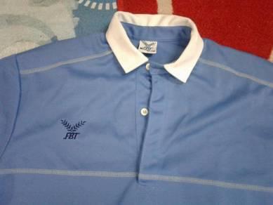 FBT vintage rugby shirt size L