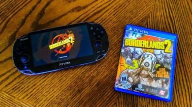 PS Vita Borderlands 2 - RARE GAME