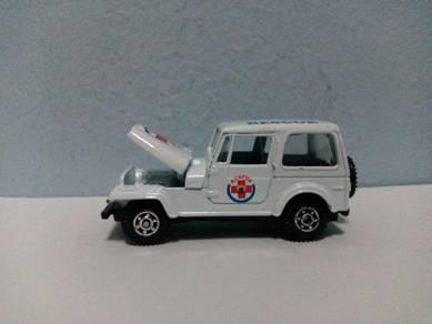 Vintage Yat Ming Jeep CJ7