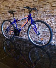 0% SST Bicycle 18Speed Adult Basikal MTB - Factory