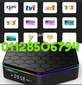 4K+LIVE MySTRO full android tv box 4k iptv new