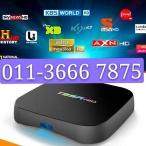 TURBO L1VETIME newSTRO hd tv box plus android max
