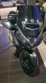 2015 Kawasaki gtr1400