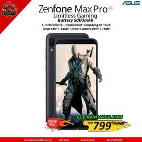 Asus Zenfone Max Pro M1 [6+64GB] Msia set