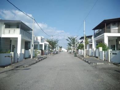 Double Storey Semi-Detached, Ambangan Heights(Jln Melor), Sungai Petan