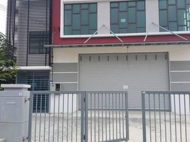 Taman Teknologi Cheng (TTC) 1.5sty SEMI D Factory Warehouse 6380 sq ft