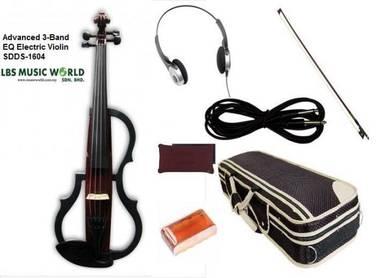 Electric Violin Model SDDS-1604
