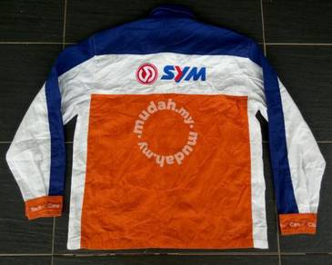 Kemeja Koporat SYM Skuter Yamaha Honda