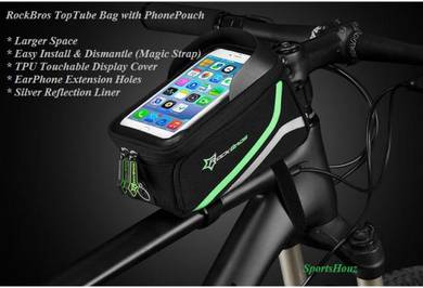 ROCKBROS TopTube Bag With PhonePouch