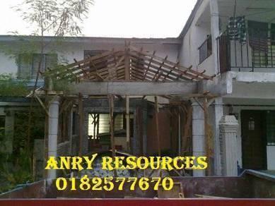 Renovation+Khidmat Bina Garage