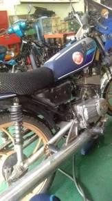 1995 Yamaha RXS 115