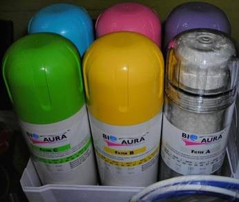 BIO AURA Nano Water Filter Cartridge B16GTA