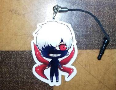 Xsaye's Kaneki Phone Acrylic Charm Tokyo Ghoul