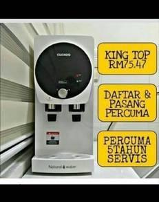 Water Dispenser Penapis Air Cuckoo Putrajaya