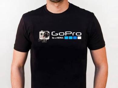 Tshirt Baju GoPro GP2 TSV Siap Pos Laju