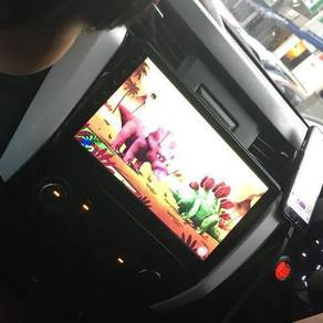 LED SKRIN MP PLAYER Nissan Navara Np300