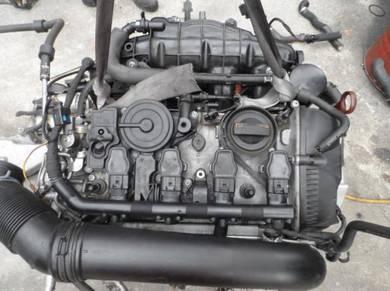 Volkswagen passat 1.8 engine CDA empty