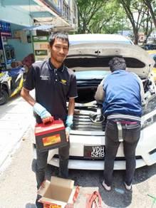 Century max car battery bateri kereta de
