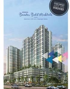 [freehold] pr1ma residensi bandar bukit mahkota booking rm500