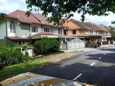 CORNER LOT | Double Storey Terrace House Bangi Golf Resort, Selangor