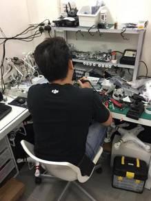 DJI Phantom 2/ 3/ 4 Repair Body Shell & Gimble