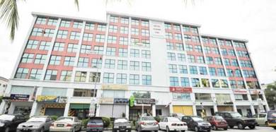 Serviced office, fully furnish, bandar sunway