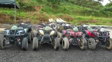 Motor ATV 200cc se utility