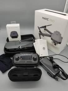 DJI Mavic Pro Folding Drone - 4K Stabilized Camera