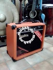 Bass Amp (Brand: Deviser)