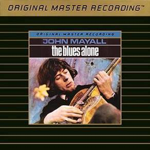 John Mayall The Blues Alone Gold CD
