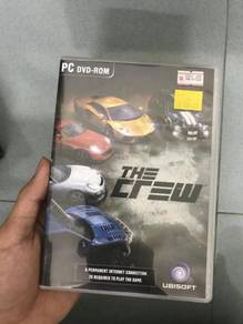 The Crew for Pc untuk dijual