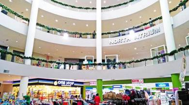 Small Retail Lot I 1 Borneo I 2nd Floor I Outer Layer