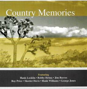 Country Classic CD - Country Memories