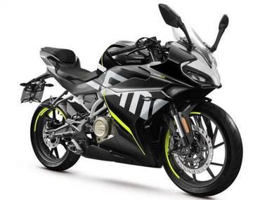 Ktns Cfmoto 250sr Se ~ Black Edition