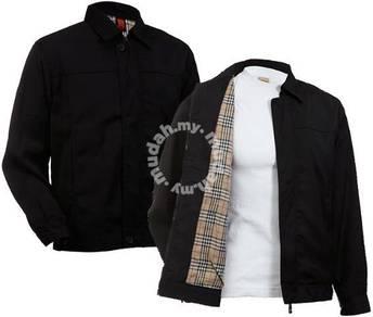Jaket Korporat CEO Jacket color Black [CODE: CJ01]